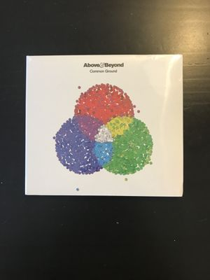 Above & Beyond 2018 Common Ground in original packaging for Sale in New York, NY