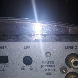Amplifier for Sale in Alexandria, LA
