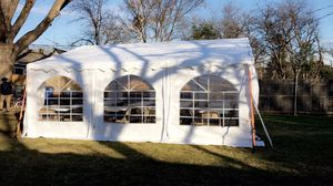 Party tents for Sale in Dallas, TX