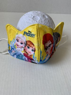 Kids reusable washable cloth face mask 5-9 years old for Sale in Queens, NY