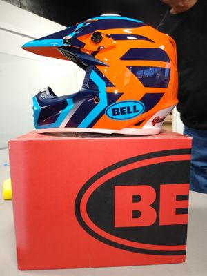 Bell motorcycle helmets for Sale in Riverdale, CA
