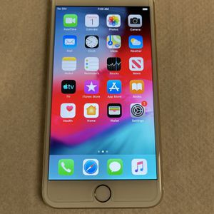 iPhone 6 Plus Factory Unlocked Mint Condition Everything Works Perfectly 64 GB for Sale in Fort Lauderdale, FL