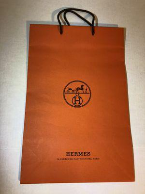 Hermes shopping bag for Sale in Monterey Park, CA