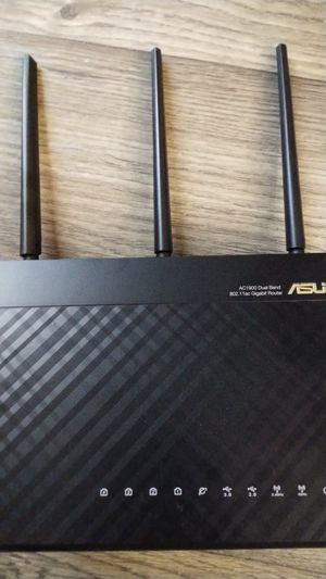 ASUS AC1900 Dual Band router for Sale in Smyrna, GA