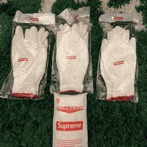 Supreme Gloves And supreme Poncho For Sale for Sale in Nokesville, VA