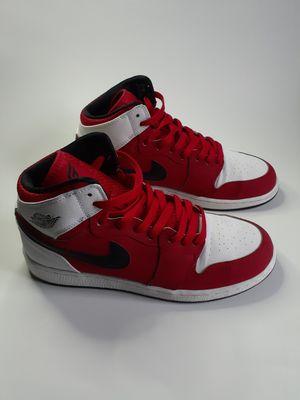 Nike Air Jordan 1 Retro 705300-601 Red/White Sz 7 for Sale in Kissimmee, FL