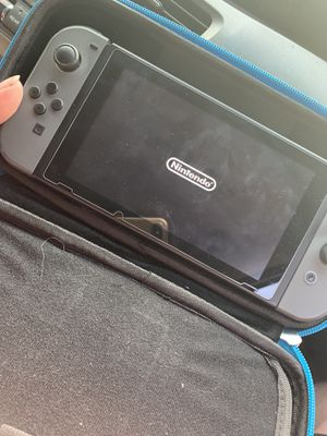 Nintendo switch with extras for Sale in Columbus, OH