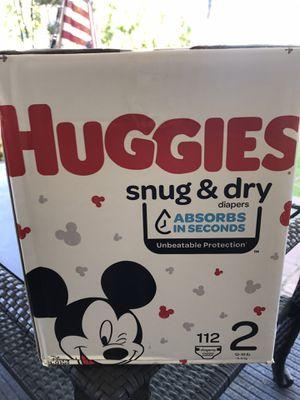 Huggies diapers for Sale in La Puente, CA