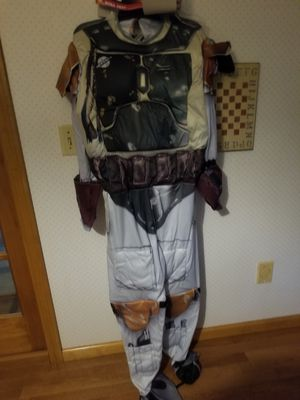 Star WARS BOBA FETT ADULT HALLOWEEN COSTUME COSPLAY MEDIUM NWT for Sale in Glocester, RI