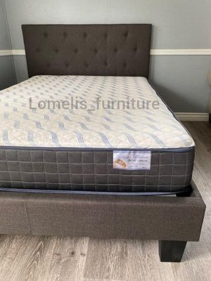 Queen beds with mattresses included for Sale in Chino, CA
