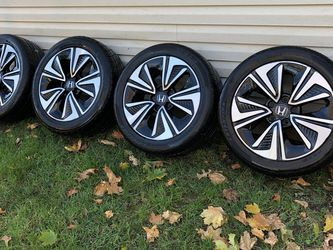 """17"""" Civic/ Accord Rims And Tires for Sale in West Orange,  NJ"""