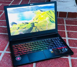 GS63VR 7RF Stealth Pro Gaming Laptop - Will Include Gaming Mouse!! for Sale in Ocala, FL
