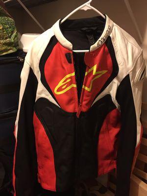 Alpinestars leather jacket for Sale in West Springfield, VA