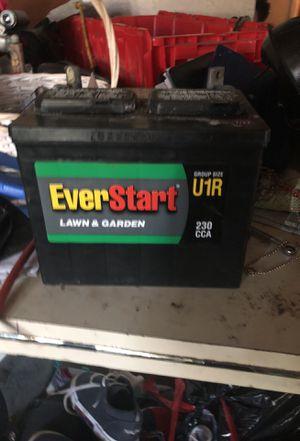 Lawn mower /quad battery for Sale in Detroit, MI
