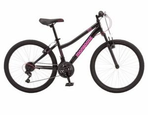 """‼️⚡️Mongoose Excursion Mountain Bike, Girls, 24"""" Black/Pink⚡️‼️ for Sale in Los Angeles, CA"""