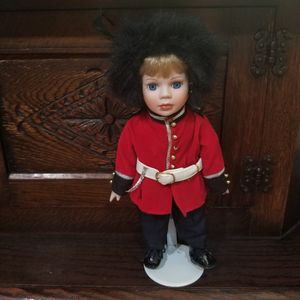 BRITISH PORCELAIN DOLL for Sale in Anchorage, AK