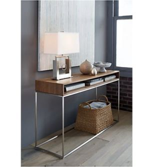Crate and Barrel Frame Console Table for Sale in Bellevue, WA