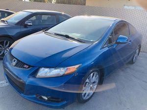 2012 Honda Civic for Sale in Fresno, CA