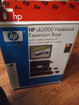 HP xb2000 Notebook Expansion Base for Sale in Bellingham, WA