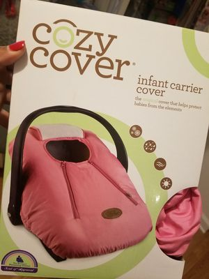 Infant Car Seat Cover for Sale in La Vergne, TN