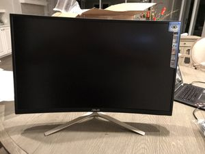 Asus VA327H curved monitor for Sale in Pasadena, CA