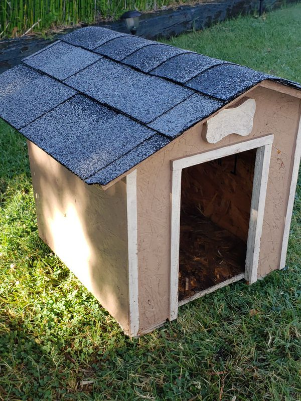Small Dog House.