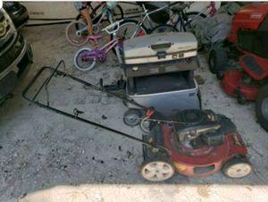 Toro lawn mower for Sale in Lake Wales, FL