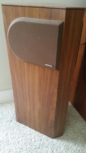 Bose standing speakers for Sale in Austin, TX