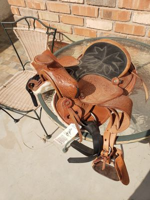Like new small pony saddle for Sale in Mesa, AZ