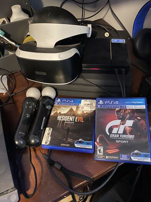 Playstation VR for Sale in San Antonio, TX