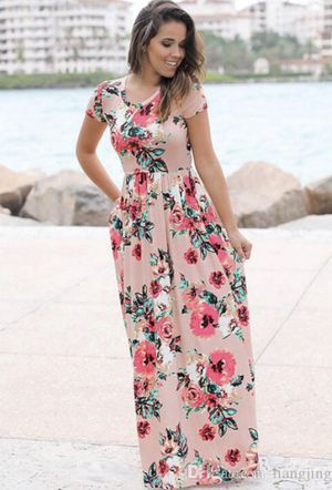 Floral Maxi Dress for Sale in Draper, UT
