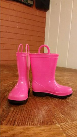 Girls rain boots size 9 for Sale in Lebanon, TN