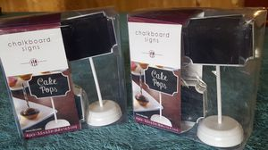 Chalkboard table signs for Sale in Blackstone, MA