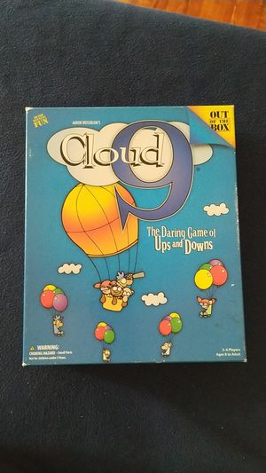 Cloud 9 board game (super well condition) for Sale in Los Angeles, CA