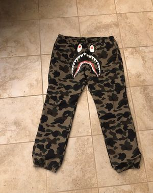 bape sweatpants for Sale in Norfolk, VA