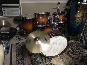 Drum set Yamaha for Sale in Fresno, CA