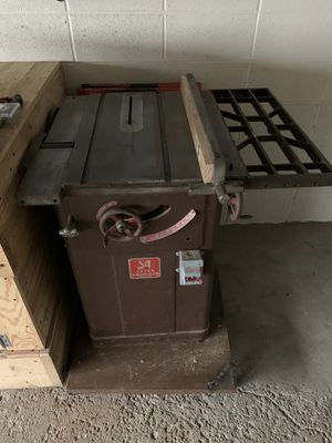 Yates all American table saw for Sale in North Olmsted, OH