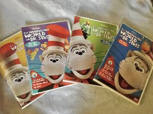 The Wubbulous World of Dr Suess DVD set for Sale in Alexandria, VA