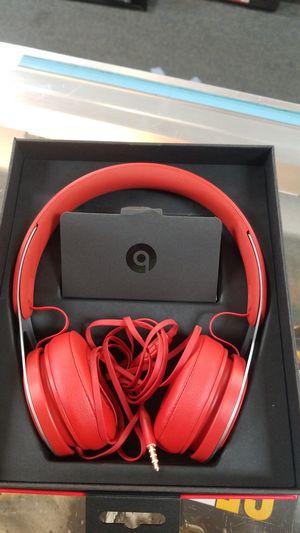 APPLE BEATS EP HEADPHONES RED for Sale in Miramar, FL