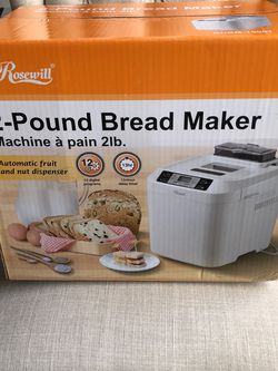 Rosewill 2-pound programmable bread maker Brand New for Sale in Rex,  GA