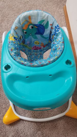 Baby boy walker. Easy to assemble. Still in very good condition. for Sale in Hillsboro, OR