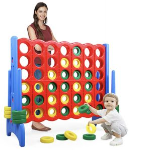 Jumbo 4-to-Score in A Row Giant Game Set Outdoor Games Kids Adults Family Fun for Sale in Los Angeles, CA