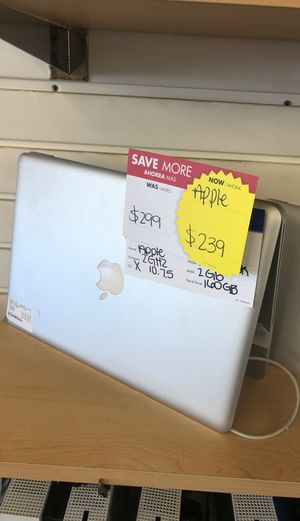 Apple laptop for Sale in Chicago, IL