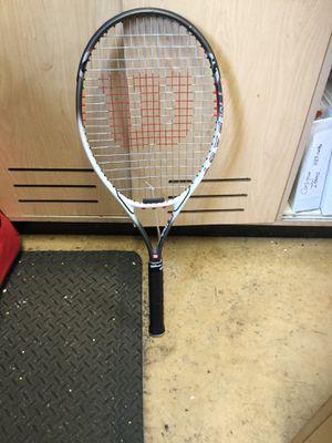 Wilson Impact Tennis Racket for Sale in Marlboro Township, NJ