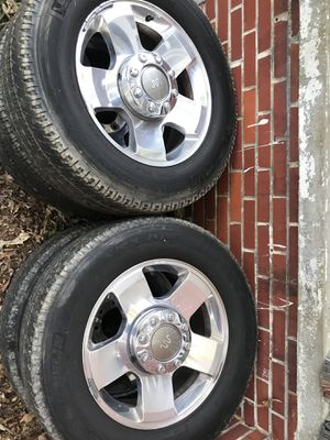 Rims and tires for Sale in Atlanta, GA