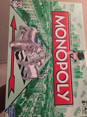 Monopoly board game for Sale in Fresno, CA