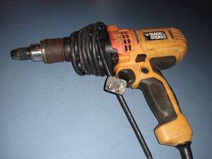 Black and Decker electric drill for Sale in Windsor, SC