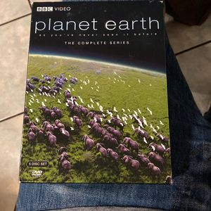 Planet Earth 5 Disc Complete Series for Sale in Salinas, CA