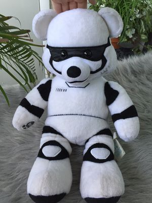 "18"" Star Wars Build a Bear Storm Trooper Teddy for Sale in Seminole, FL"