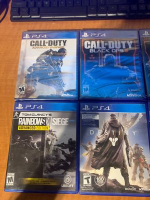 Ps4 games for Sale in North Las Vegas, NV